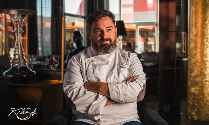 To know where you´re going, you need to know where you come from. Meet our chef Kiko Solís